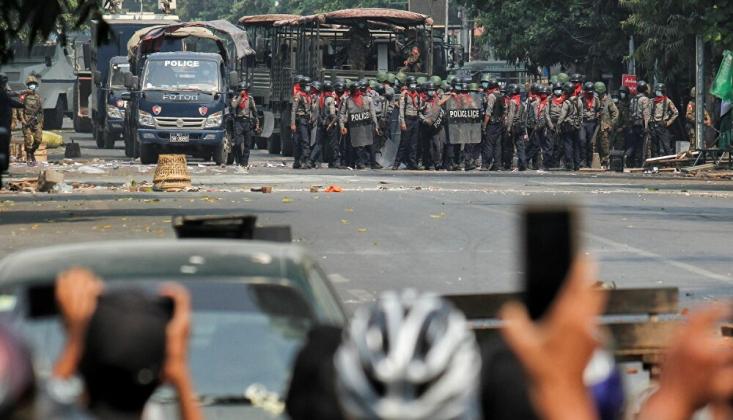 Avustralya, Myanmar ile Savunma Alanında İşbirliğini Durdurdu