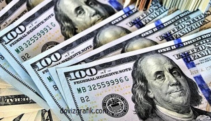 Dolar 8.70'in Üzerini Gördü