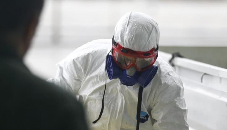 ABD, Koronavirüs Vakalarında Çin'i Geçti