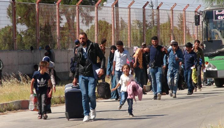 Suriye'li Sığınmacılar Ülkelerine Geri Dönüyor