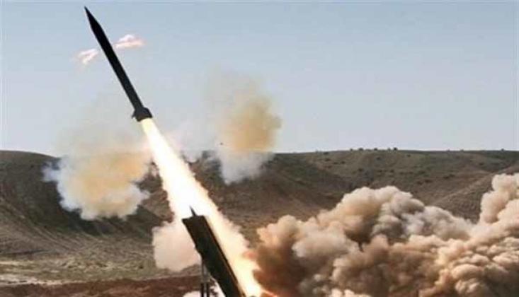 Arabistan'ın Güneyine 3 Adet Zilzal-1 Füzesi Fırlatıldı