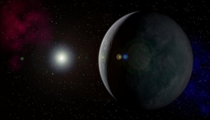 'Dünya Kütlesinin Yüzde 3'ü Büyüklüğündeki Küçük Gezegenlerde Yaşam Gelişebilir'