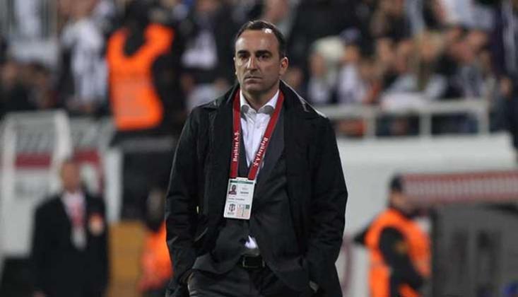 Flamengo'dan Carlos Carvalhal Hamlesi