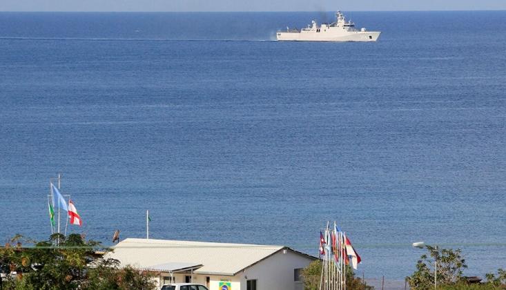 Lübnan'dan İsrail'e Karşı Deniz Yetki Alanını Genişletme Hamlesi