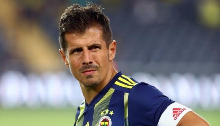 Fenerbahçe'de Emre Belözoğlu Sevinci