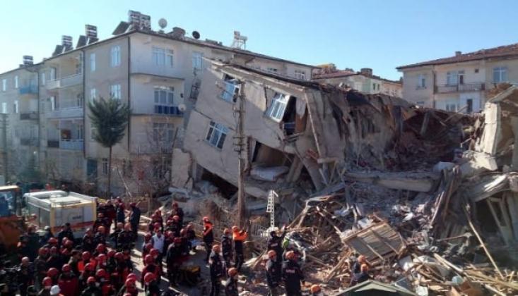 Elazığ ve Malatya İçin Toplanan Deprem Yardımına Ne Oldu?