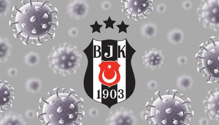 Beşiktaş'ta 3 Futbolcu Pozitif!