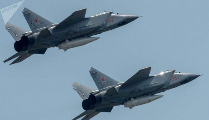 Rusya: Türkiye'ye Savaş Uçağı Üretiminde Yardımcı Olabiliriz