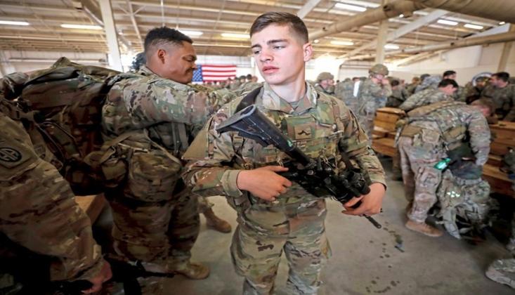 Irak, ABD'nin Askerlerini Ülkeden Çekmesini İstedi