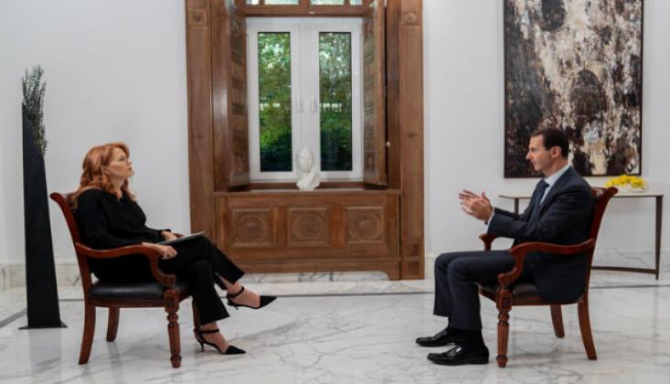 Esad: Sığınmacı Sorununu Yaratan ABD, AB ve Türkiye'dir
