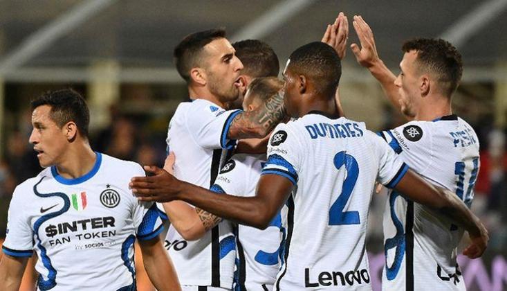 Inter, Fiorentina'yı Deplasmanda 3-1 Yendi