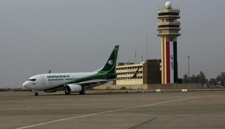 Bağdat Uluslararası Havalimanı Yakınlarına Roketli Saldırı