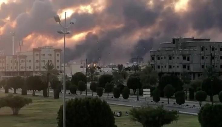 Yemen'in Aramco Tesislerine Operasyon Düzenlemesi-2