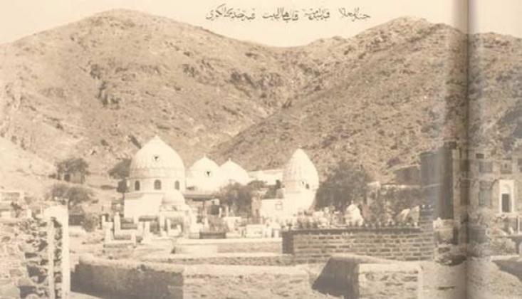 Baki Mezarlığı'nın Tahribi
