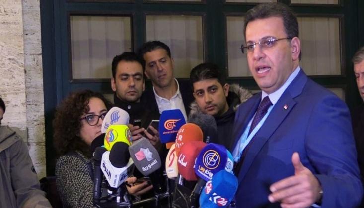 Suriye'den Yeni Anayasa Açıklaması