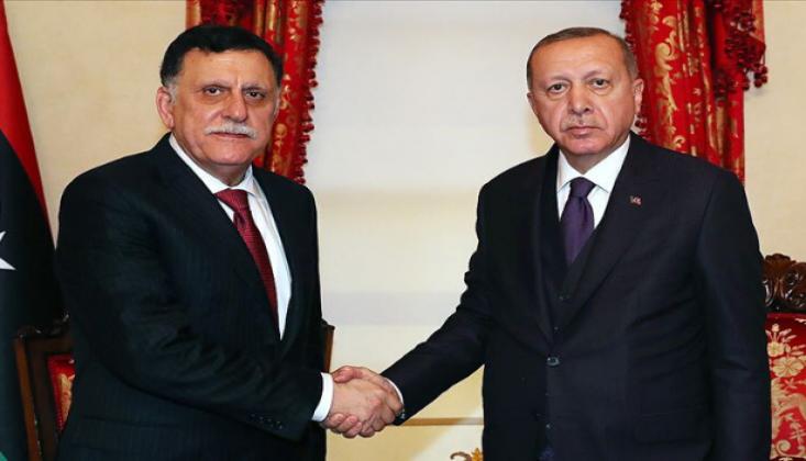 El Cezire: Libya Türkiye'nin Askeri Destek Önerisini Kabul Etti