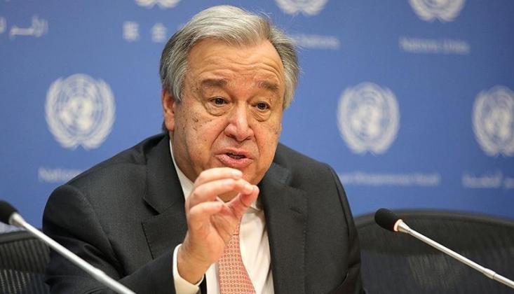 BM'den ABD'nin İran Yaptırımları İtirafı