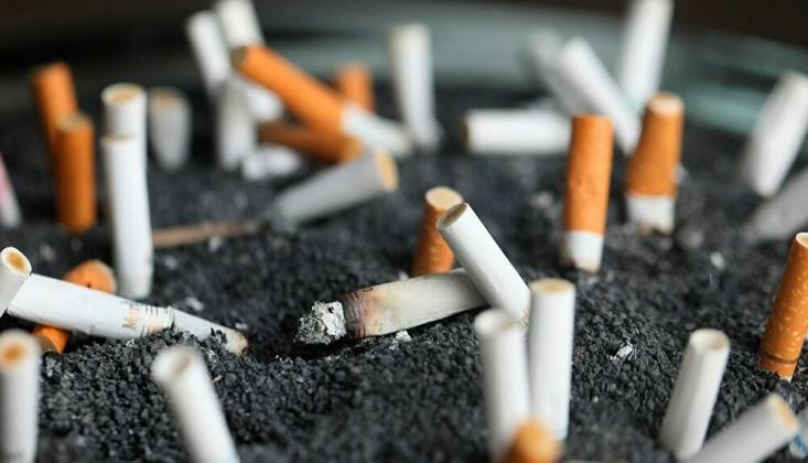 Sigarada ÖTV Oranı Yüzde 17.2 Arttı