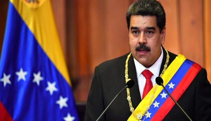 ABD'nin Venezuela Planı İfşa Oldu