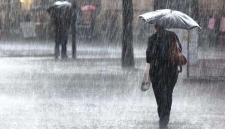 Meteoroloji'den 5 Bölge İçin Uyarı