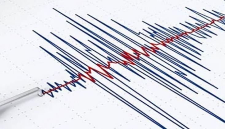 Elazığ'da 4.2'lik Deprem