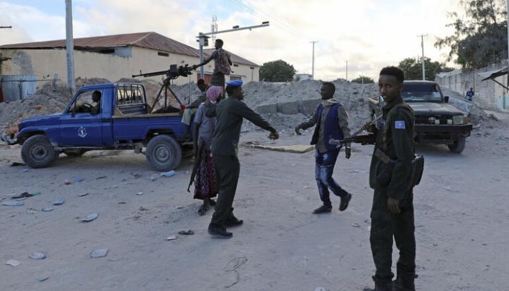 Somali'de İntihar Saldırısı