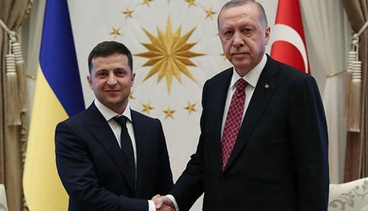 Erdoğan'dan Ukrayna'da Önemli Açıklama