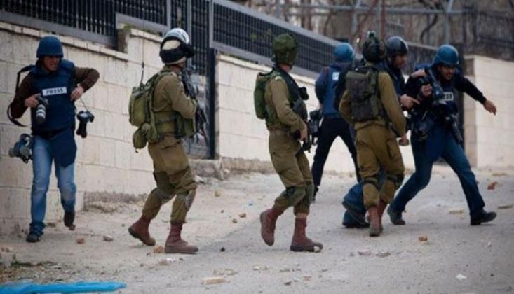 İsrail'in Gazetecilere Yönelik İhlalleri