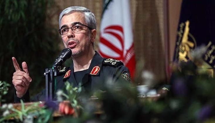 İran Silahlı Kuvvetleri'nden Türkiye'ye Destek Mesajı