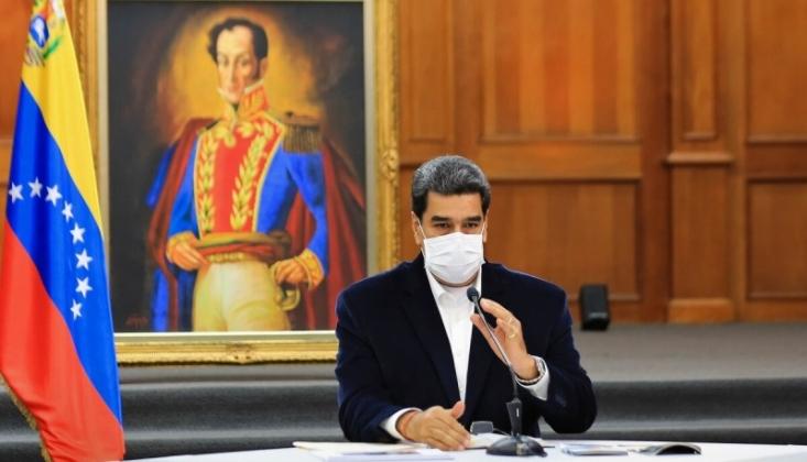 ABD, CIA'ya Venezuela'da Terör Eylemleri Gerçekleştirme Yetkisi Verdi