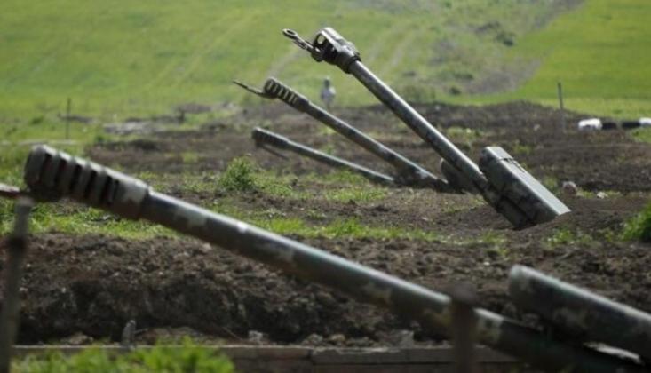 Azerbaycan: Ermenistan'a Ait Bir Askeri Araç İmha Edildi