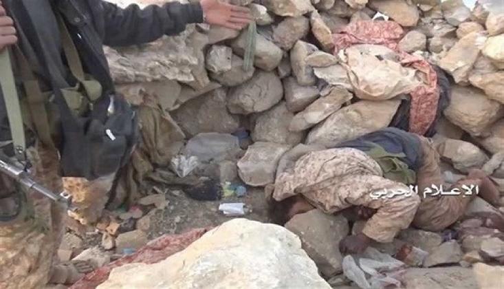 Keskin Nişancılar Suudi Paraları Askerlerini Öldürdü