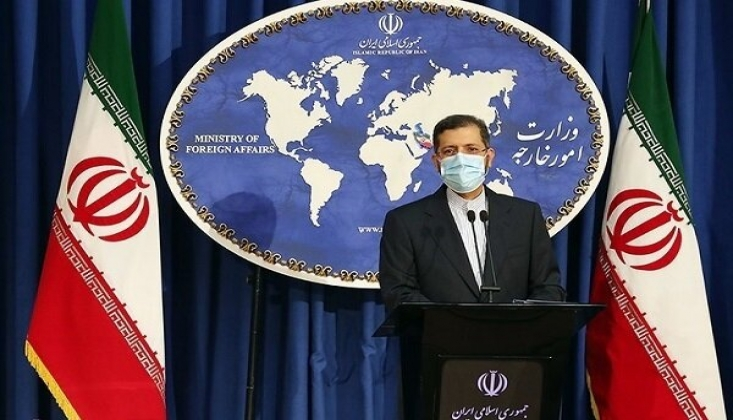 İran'dan 'Nükleer Anlaşma Ortak Komisyonu Toplantısı' Açıklaması