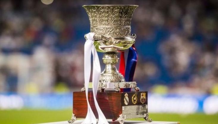 İspanya Süper Kupası'nda Final Belli Oldu