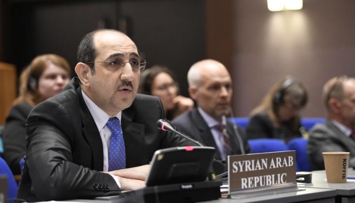 Suriye'den BM'ye Filistin Çağrısı