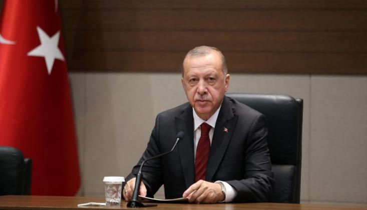 Erdoğan'dan Kuzey Kıbrıs'ın 36. Kuruluş Yıldönümü Mesajı