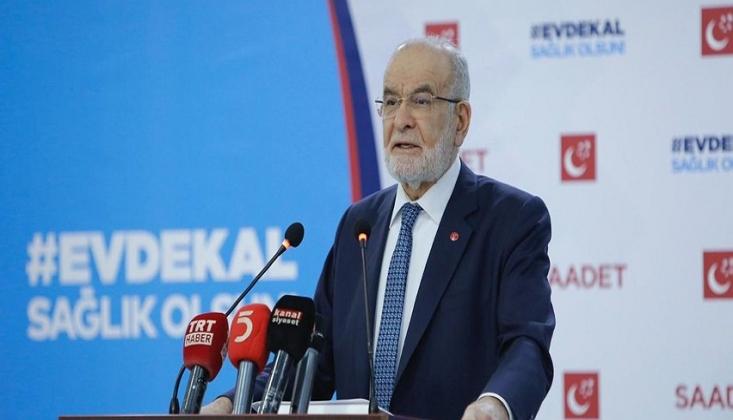 Karamollaoğlu'ndan Yeni Anayasa Açıklaması