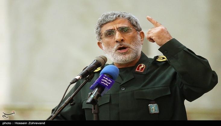 Kudüs Gücü Komutanı: Planlarınız Tüm Filistin'i Yönetmek İçin Olmalı