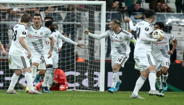 Beşiktaş 90+2'de Geri Döndü!