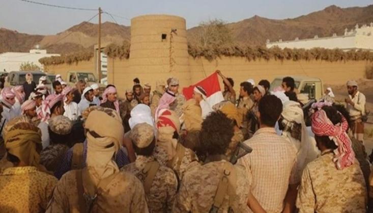 Suudi Koalisyonunun Üyeleri Suudi Hükümetini Protesto Etti/Video