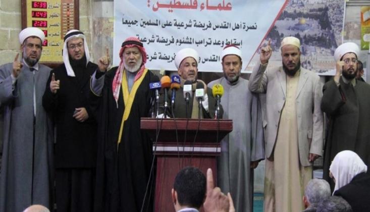 Filistinli Alimlerden İslam Dünyasının Sessizliğine Tepki