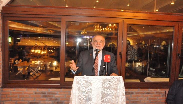 Karamollaoğlu: Siyasetimizin En Önemli Sorunu Kutuplaşma