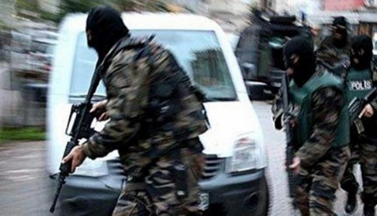 İstanbul'da IŞİD'e Yönelik Eş Zamanlı Operasyon Başlatıldı