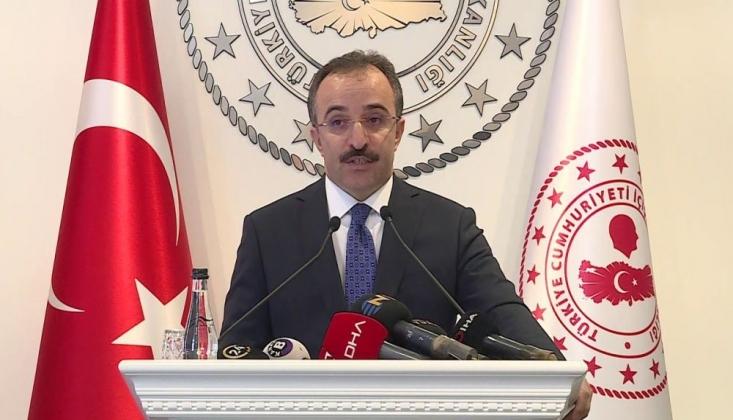 İçişleri Bakanlığı: IŞİD'li Teröristler Sınır Dışı Edilmeye Başlandı