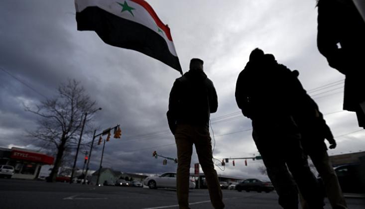 Suriye'den BM'ye Çağrı
