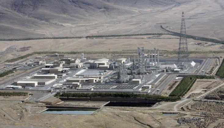 İran, Natanz Nükleer Tesisi'ndeki 1000 Santrifüjü Daha Faaliyete Sokacak