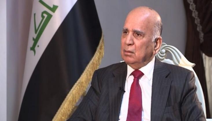İran Irak'ın İstikrarı İçin Çalışıyor