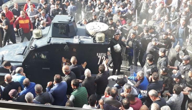 İstanbul Pendik'te Silahlı Saldırı