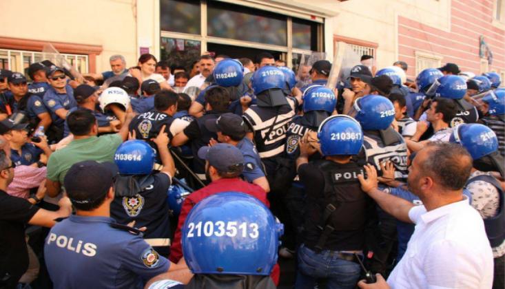 Kayyum Protestolarında Çok Sayıda Gözaltı