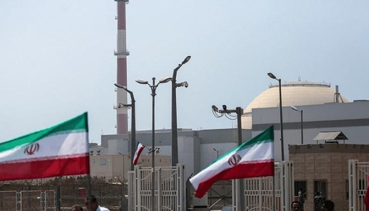 """""""İran'ın Elindeki Uranyum Stoku 3'e Katlandı"""""""